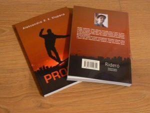 Książka Prolog - przód itył