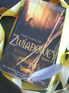 Zwiadowcy, Bitwa oSkandię, John Flanagan